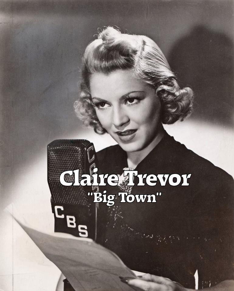 Claire Trevor