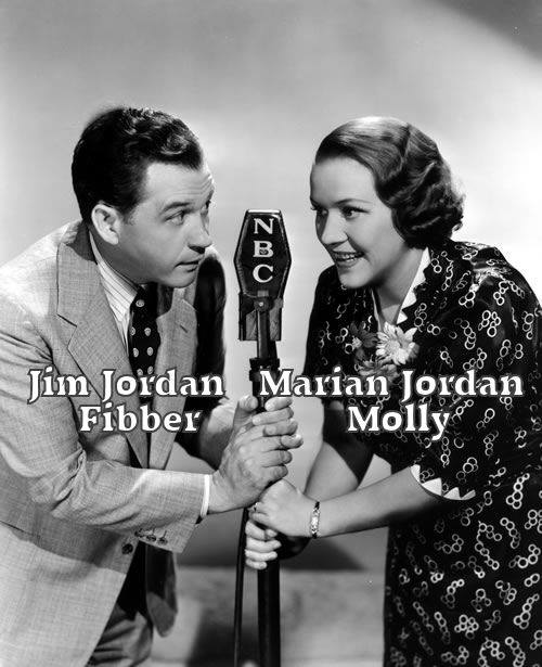 Jim Jordon And Marian Jordan