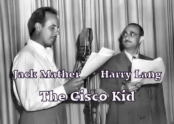 Harry Lang and Jack Mather