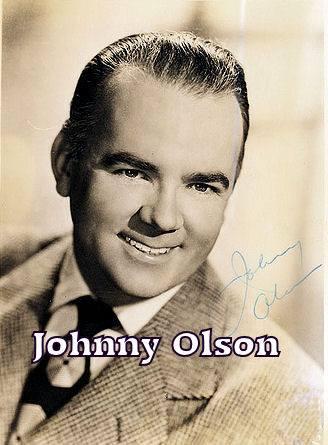 Johnny Olson