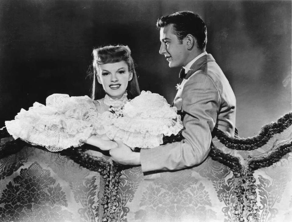 Judy Garland and Tom Drake