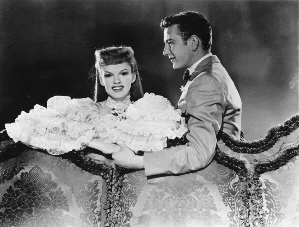 Judy Garland and Tom Drake