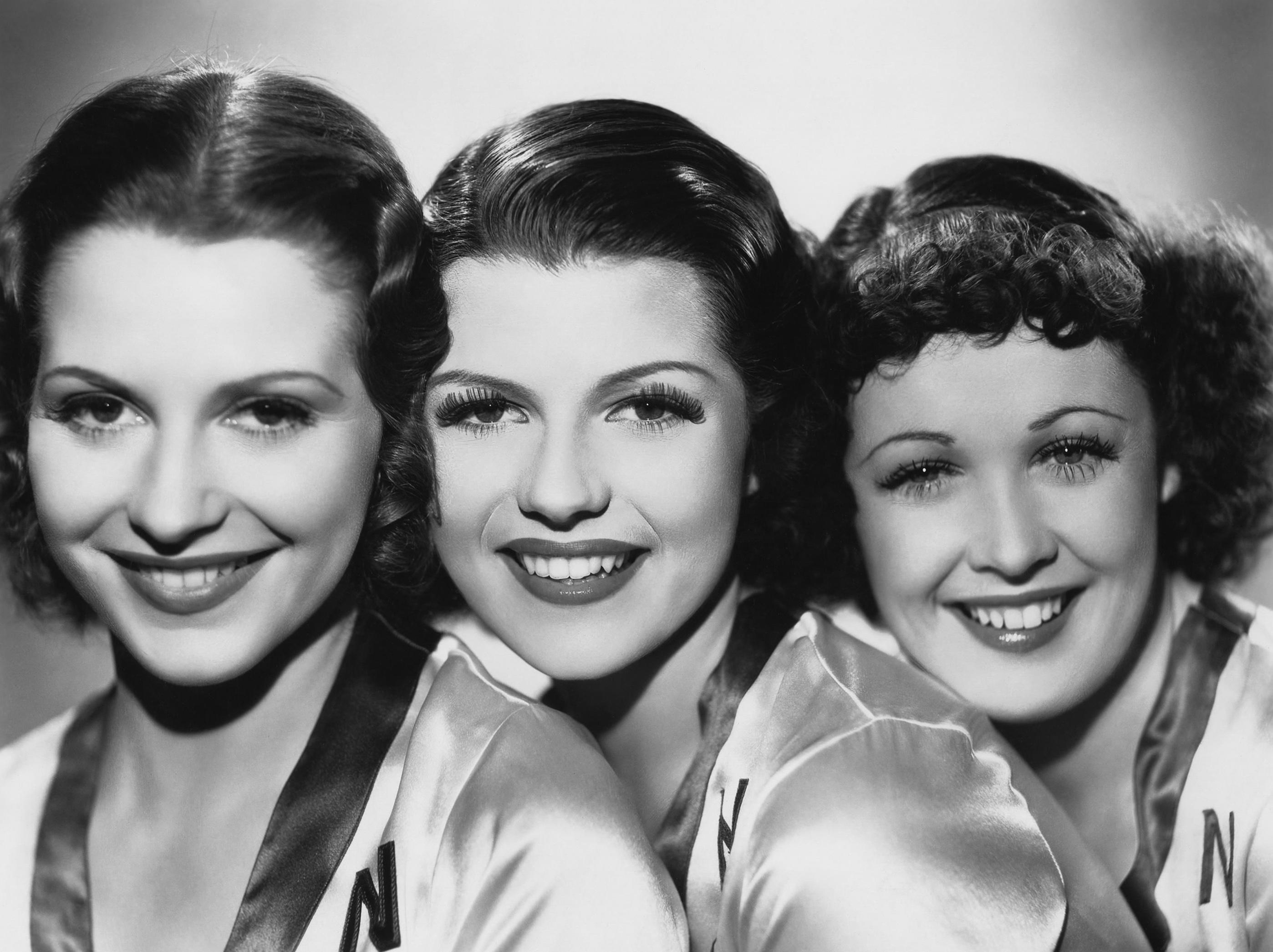 Rita Hayworth in Girls Can Play