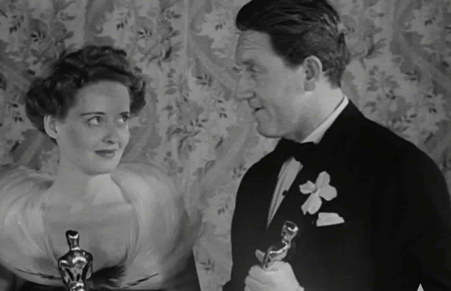 Spencer Tracy won Best Actor for Captains Courageous at the Academy Awards today in 1939, becoming the first actor to win the Oscar in consecutive years