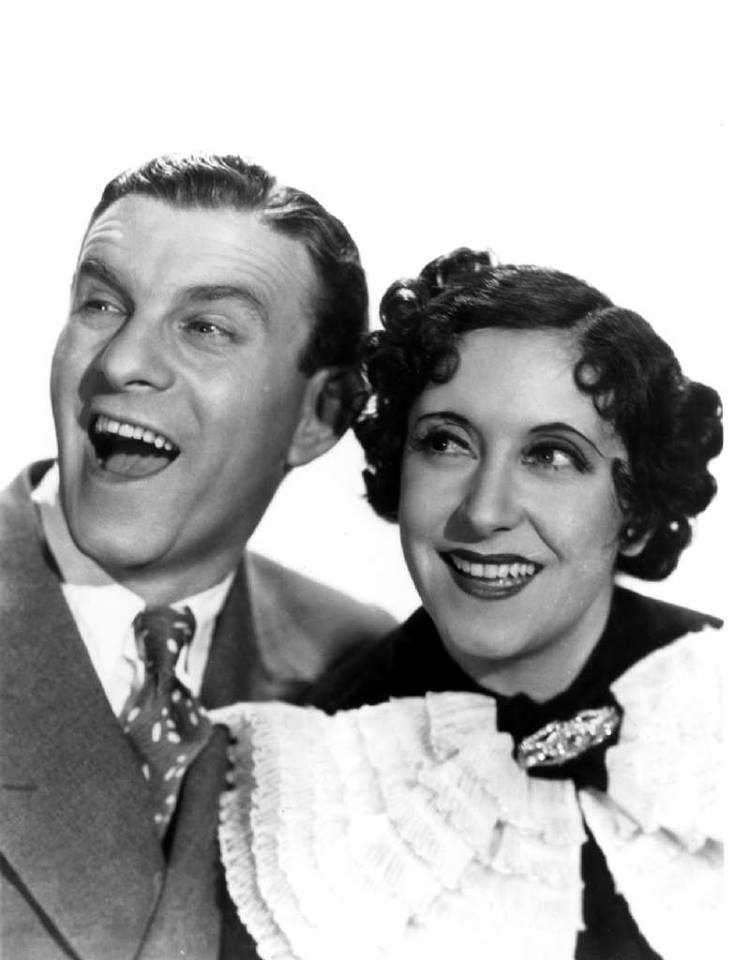 The legendary comedy team of George Burns and Gracie Allen tied the knot on this date 90 years ago!
