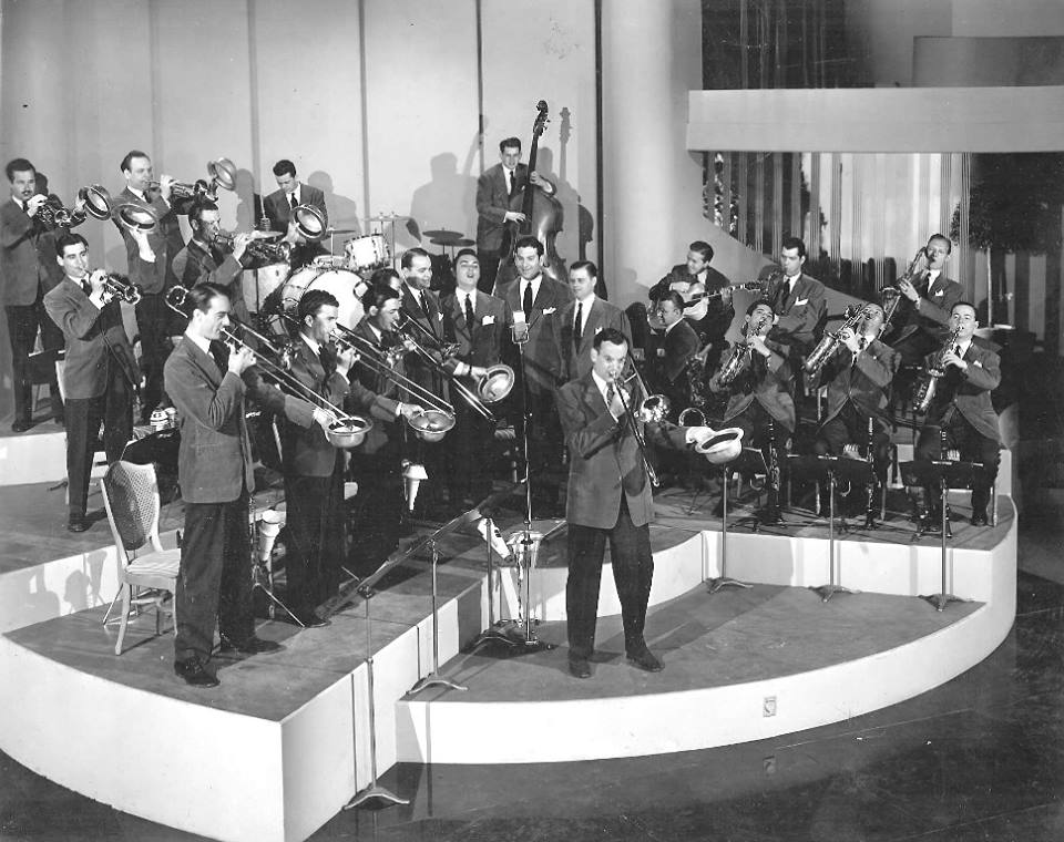 Glenn Miller and his Orchestra band.