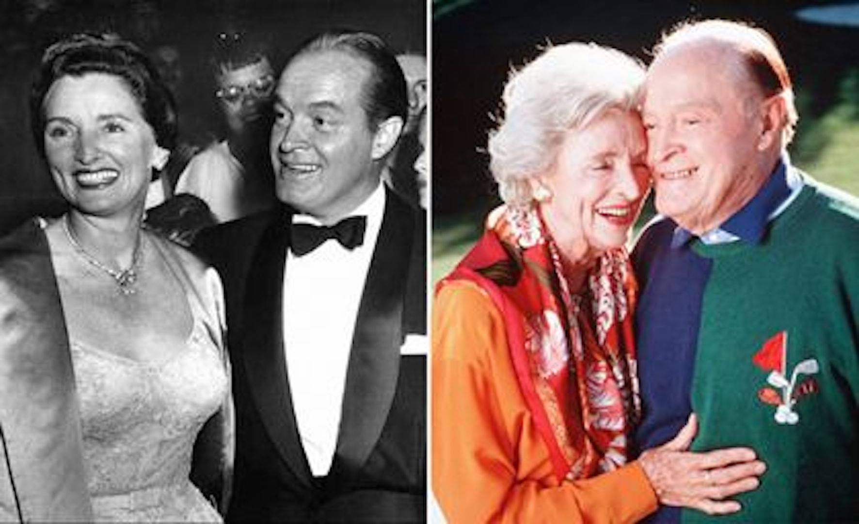 82 years ago today, Bob Hope and Dolores DeFina Hope were married. From February 19, 1934 until his death on July 27.