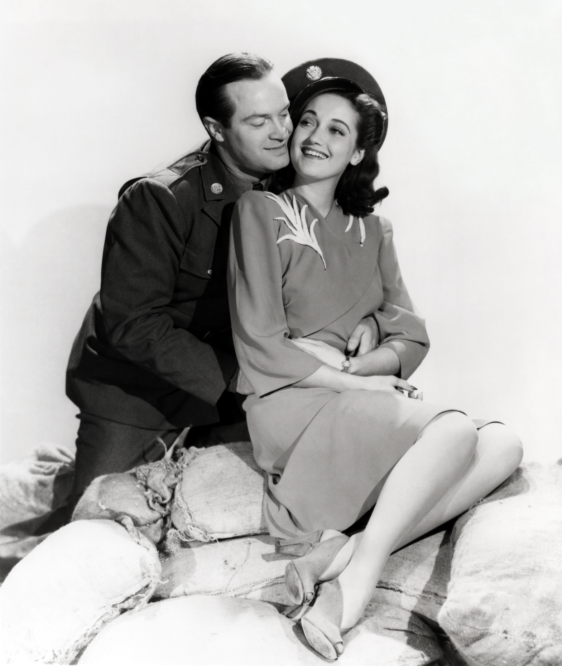 Bob Hope in Caught in the Draft With Dorothy Lamour