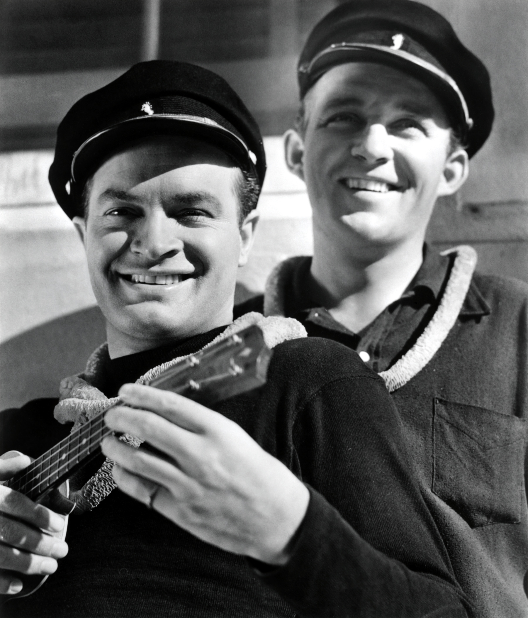 Bob Hope in Road to Singapore With Bing Crosby