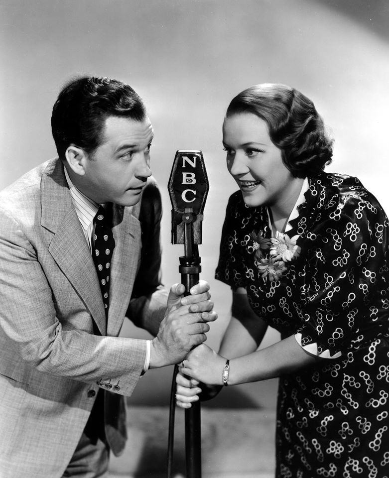 Fibber McGee and Molly!