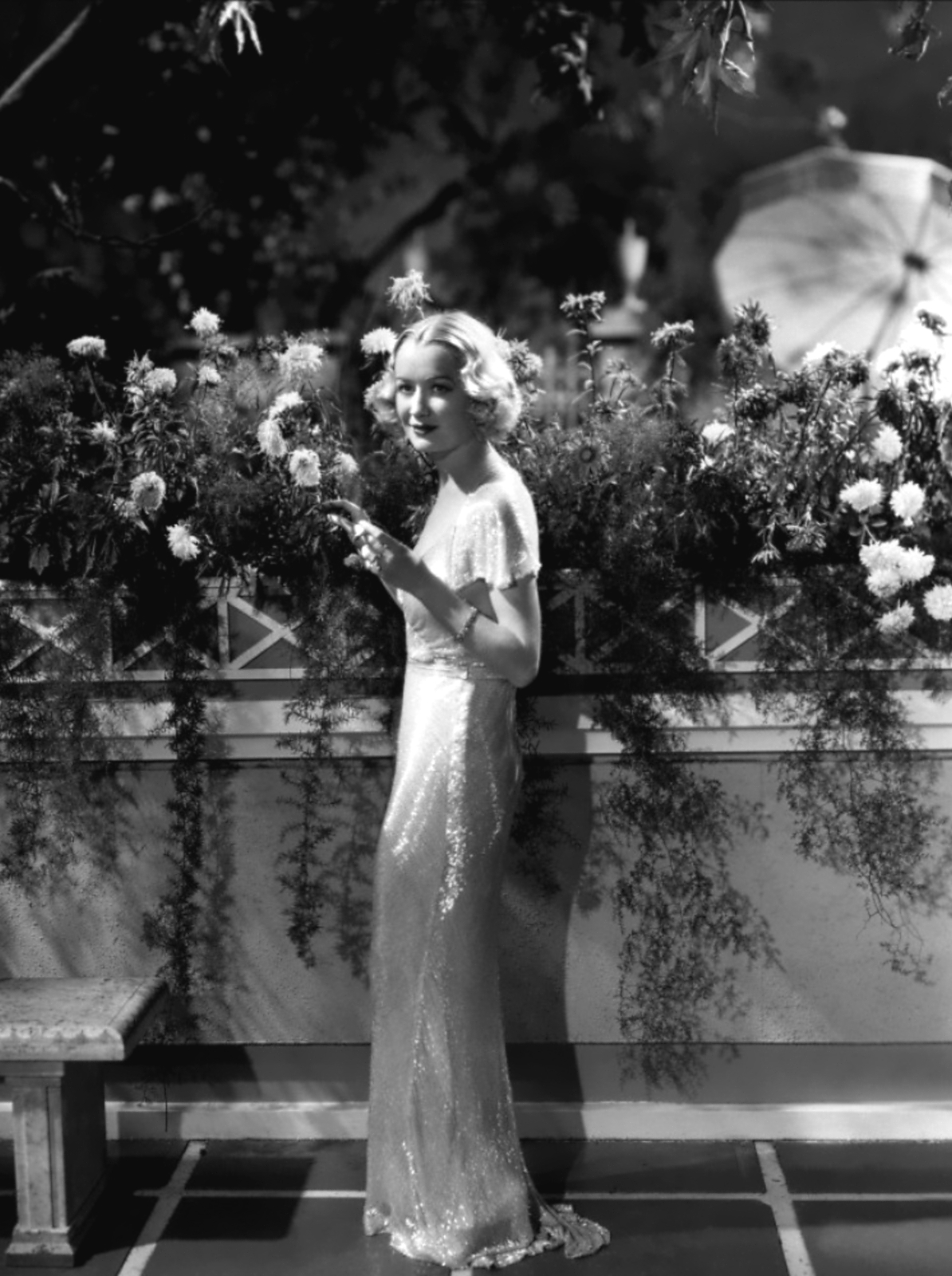 Miriam Hopkins in Design for Living