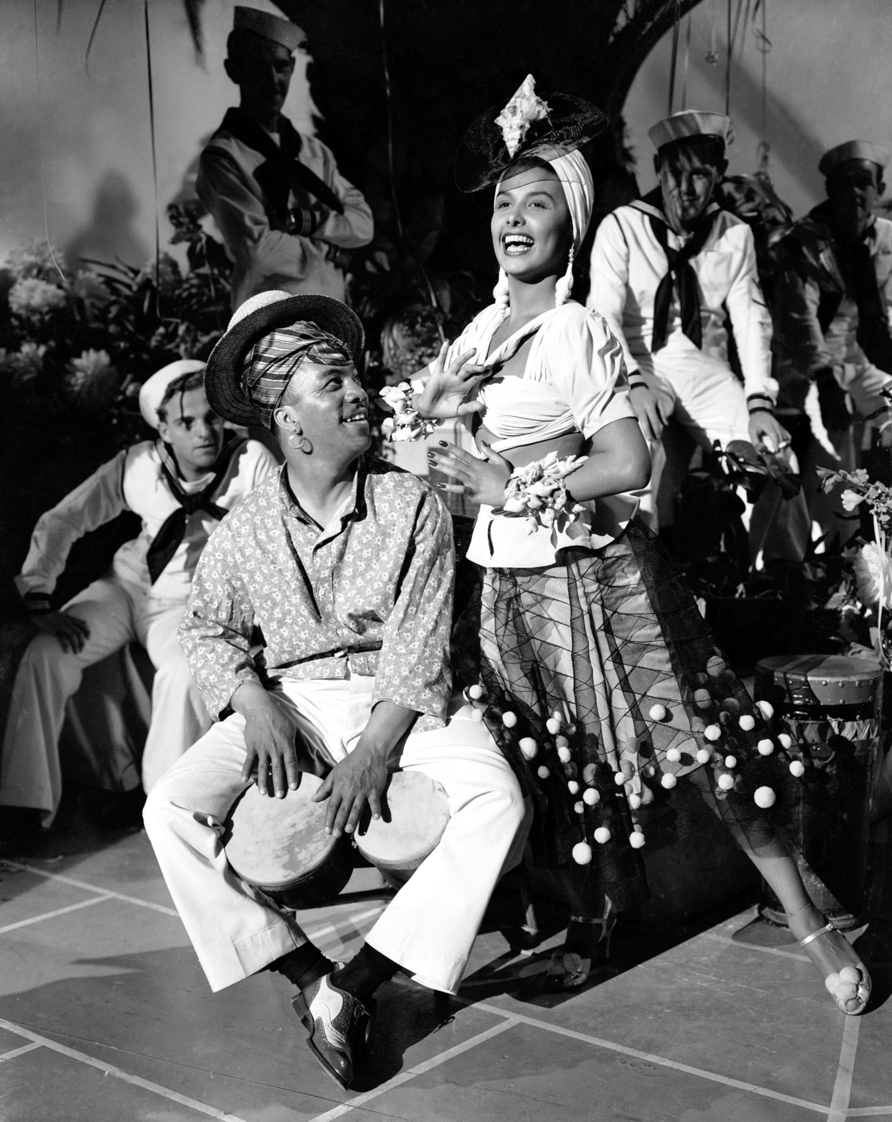 Lena Horne in Broadway Rhythm