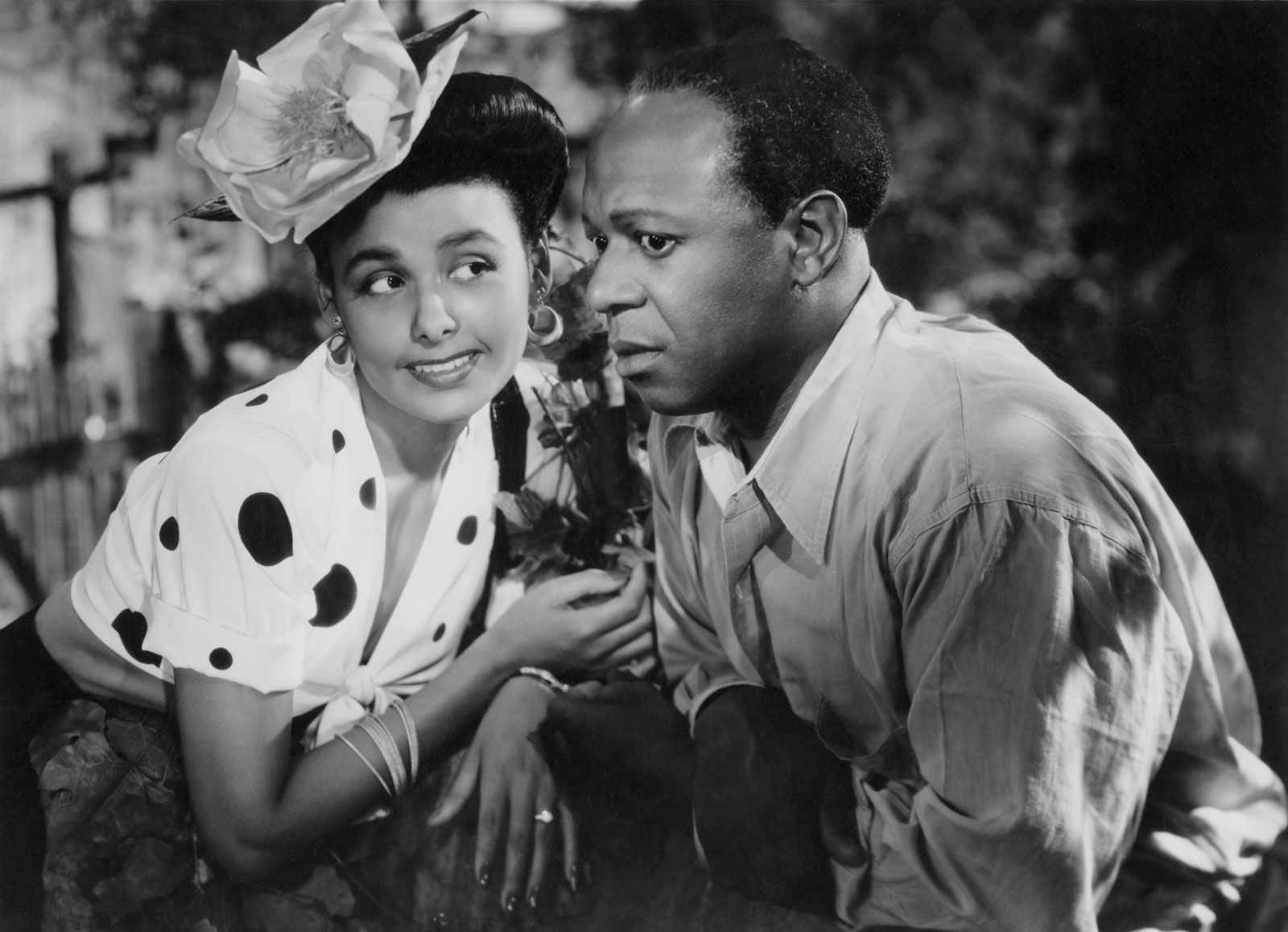 Lena Horne in Cabin in the Sky with With Eddie