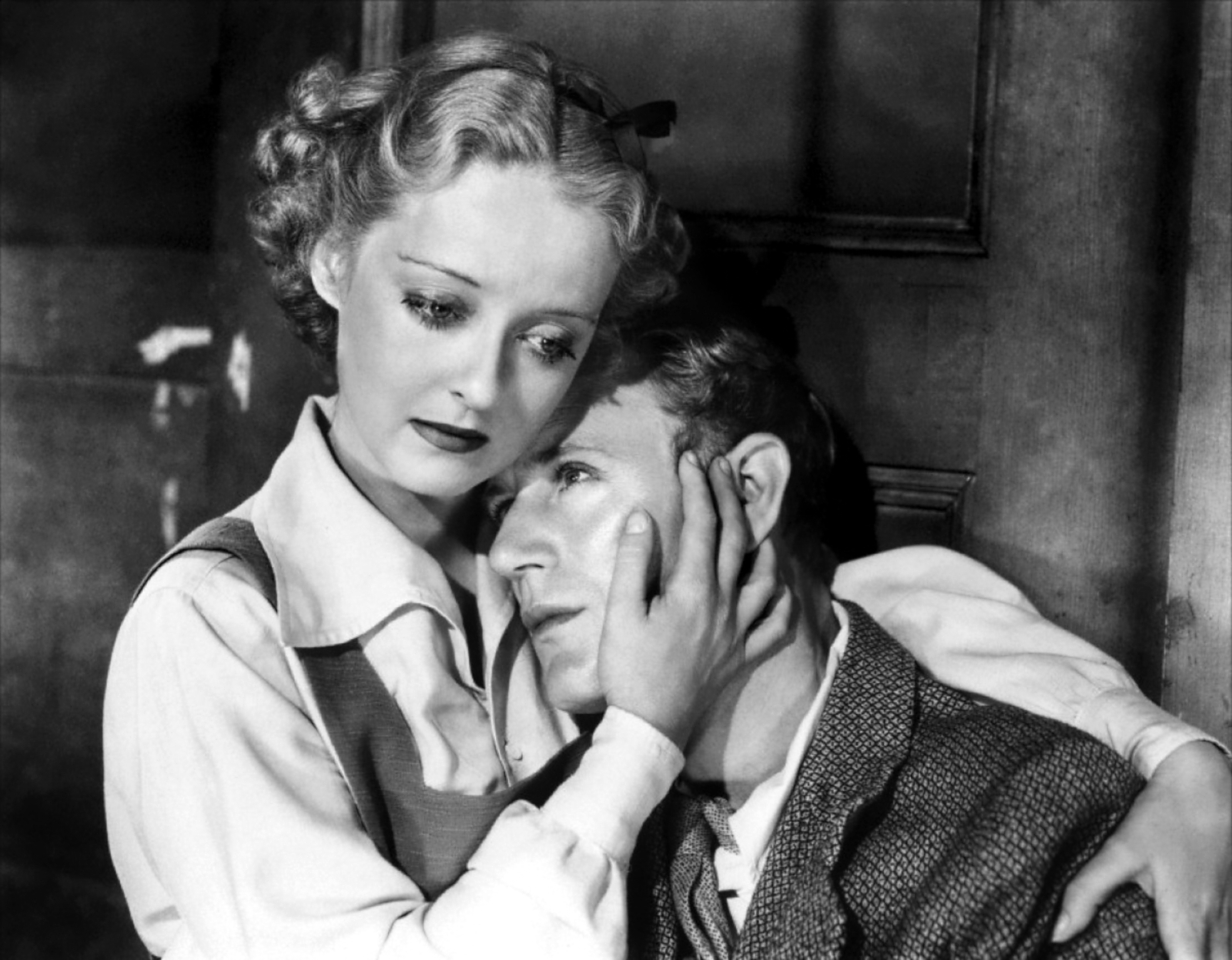 Leslie Howard in The Petrified Forest With Bette Davis