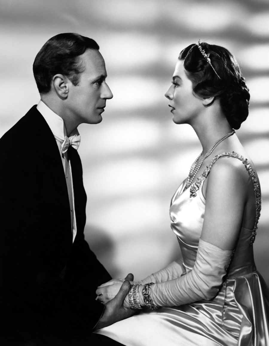 Leslie Howard in Pygmalion With Wendy Hiller
