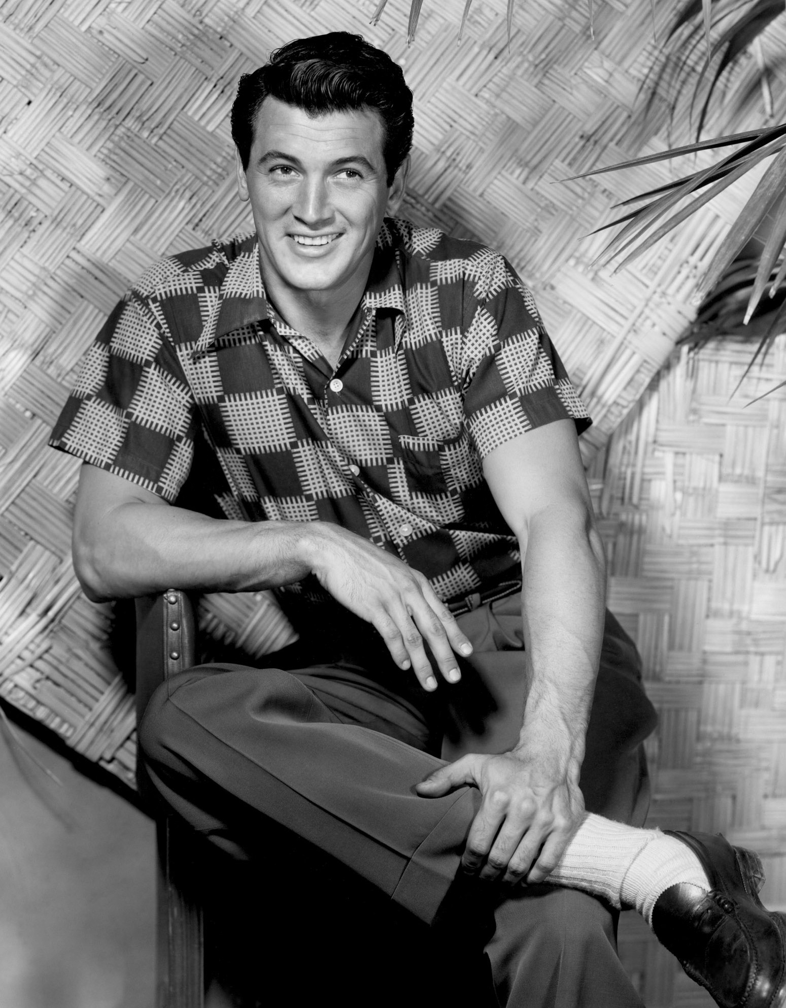 Rock Hudson's Wife: Are You That Fast with Boys'