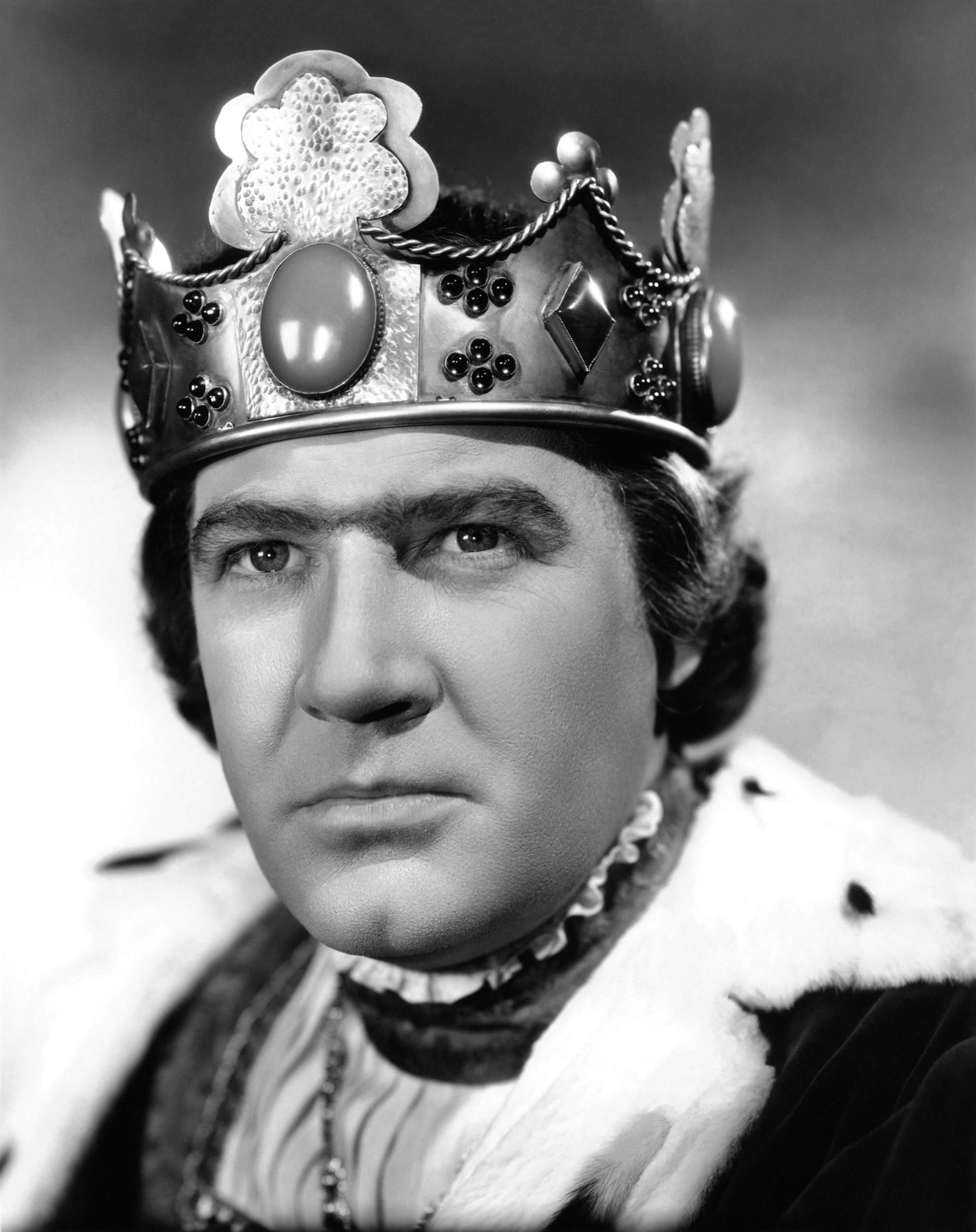 Ian Hunter in Tower of London