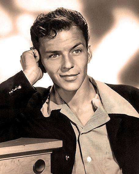 Frank Sinatra stars
