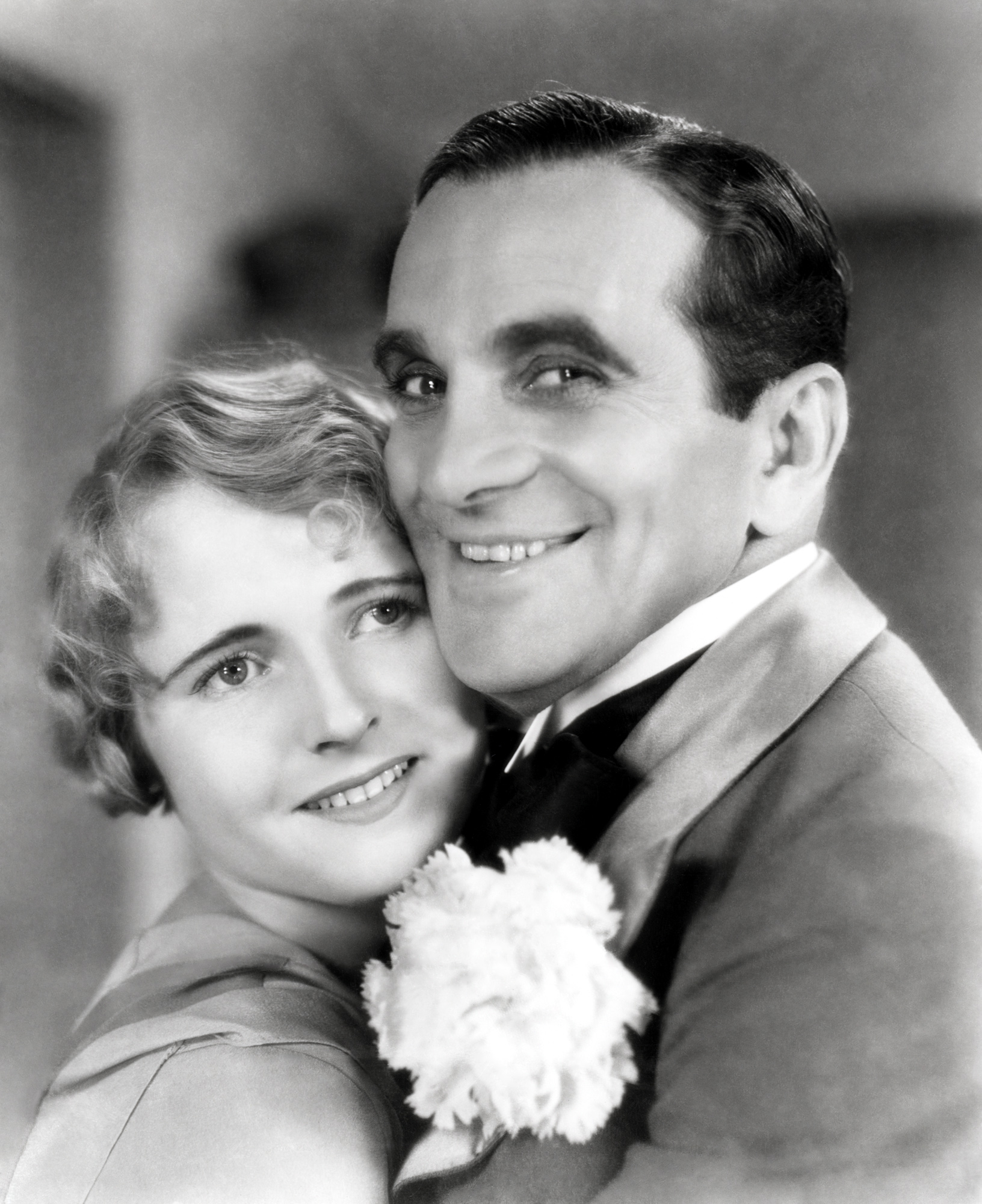 Al Jolson with Lois Moran