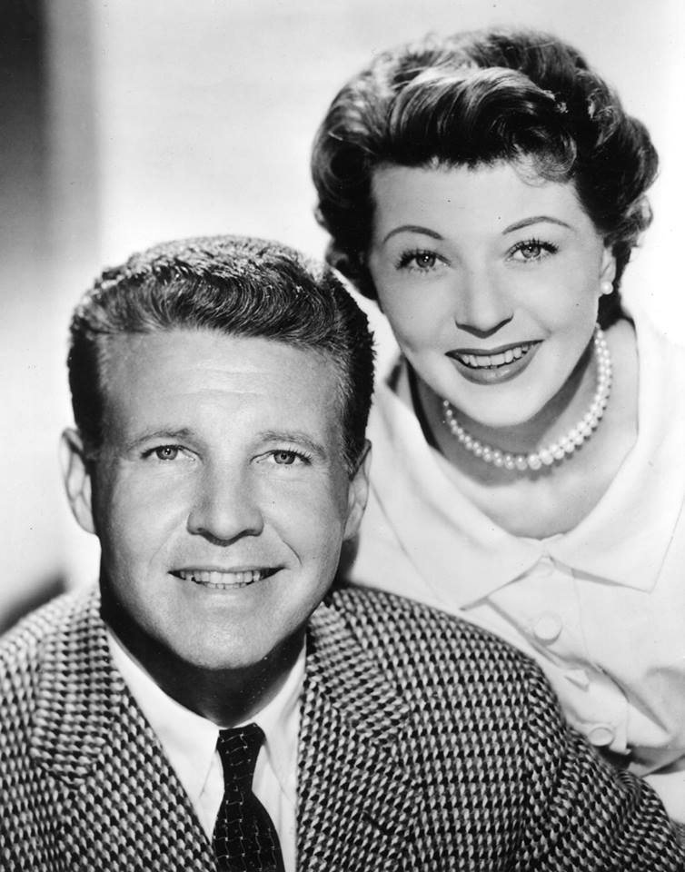 Ozzie Nelson! The head of America's favorite family was born on this day in 1906. The Adventures of Ozzie and Harriet lasted on radio and TV for more than 30 years.