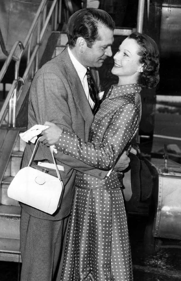 Laurence Olivier and Vivien Leigh opened on Broadway on this date in 1951 in a limited engagement of Shaw's