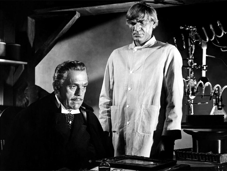Boris Karloff With John Dierkes