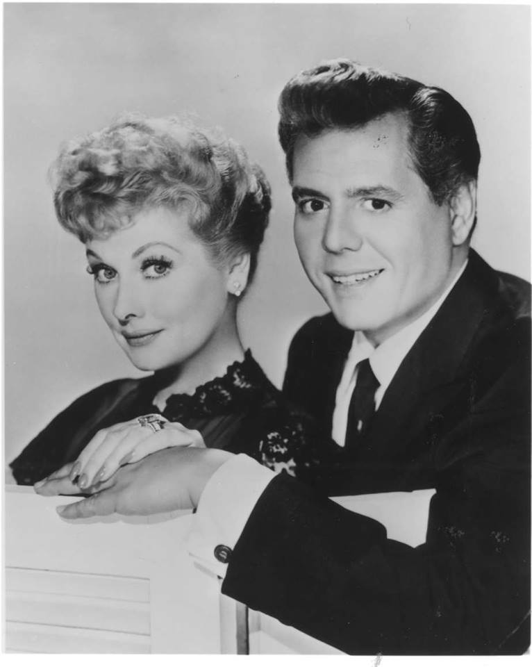 75 years ago, Lucille Ball and Desi Arnaz tied the knot. They made TV history with their CBS sitcom