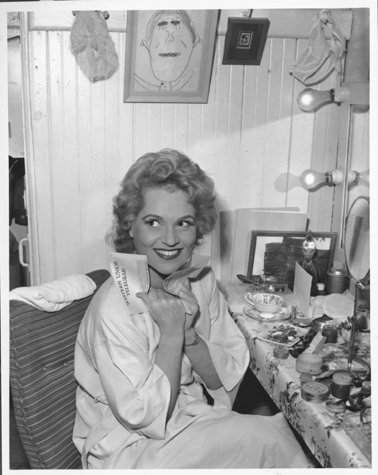 Judy Holliday opened on Broadway in 1956 in the Comden/Green and Jule Styne musical