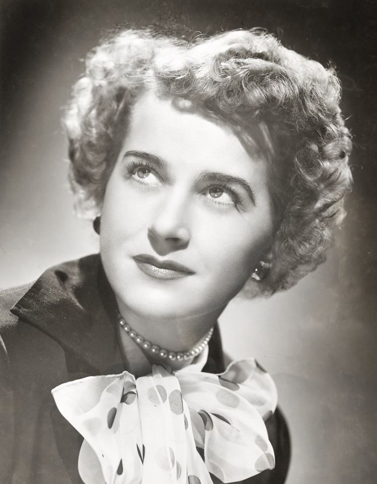 Gertrude Warner! This queen of daytime radio appeared in dozens of soap operas. However, she may be best remembered for her time as Margot Lane on The Shadow.