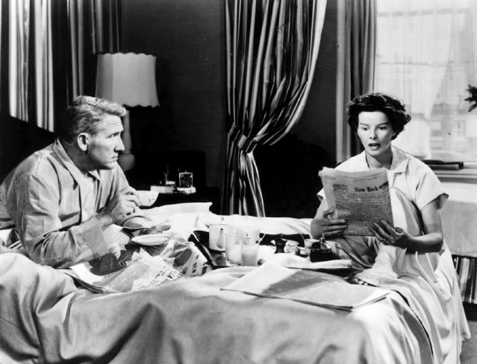 Spencer Tracy-Katharine Hepburn