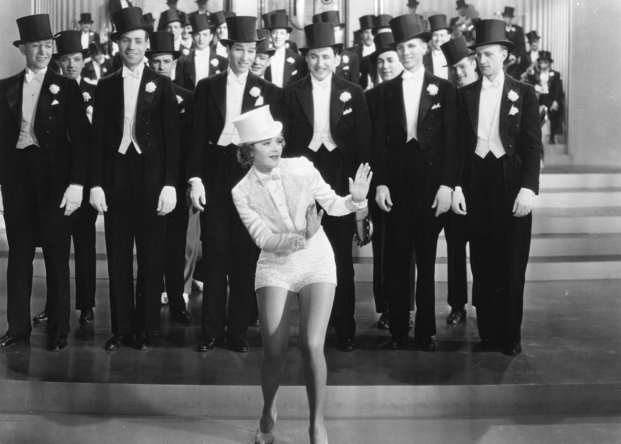 Ruby Keeler in Go Into Your Dance