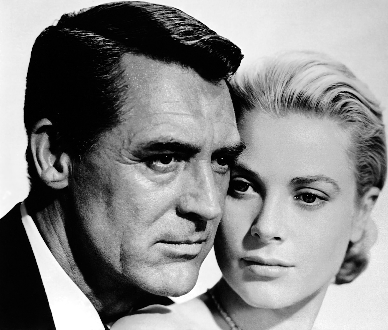 Grace Kelly in  To Catch a Thief With Cary Grant