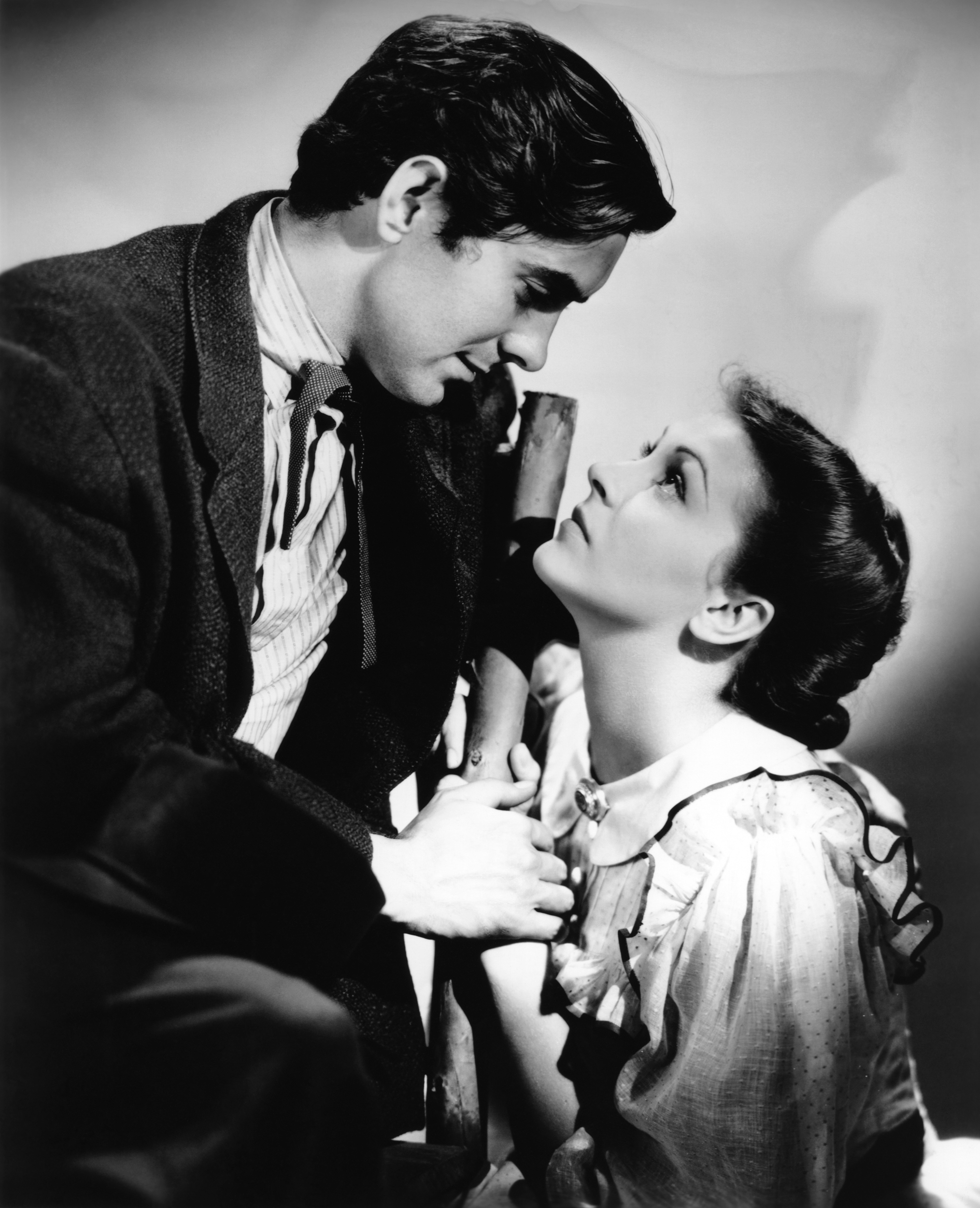 Nancy Kelly in Jesse James With Tyrone Power, Jr.