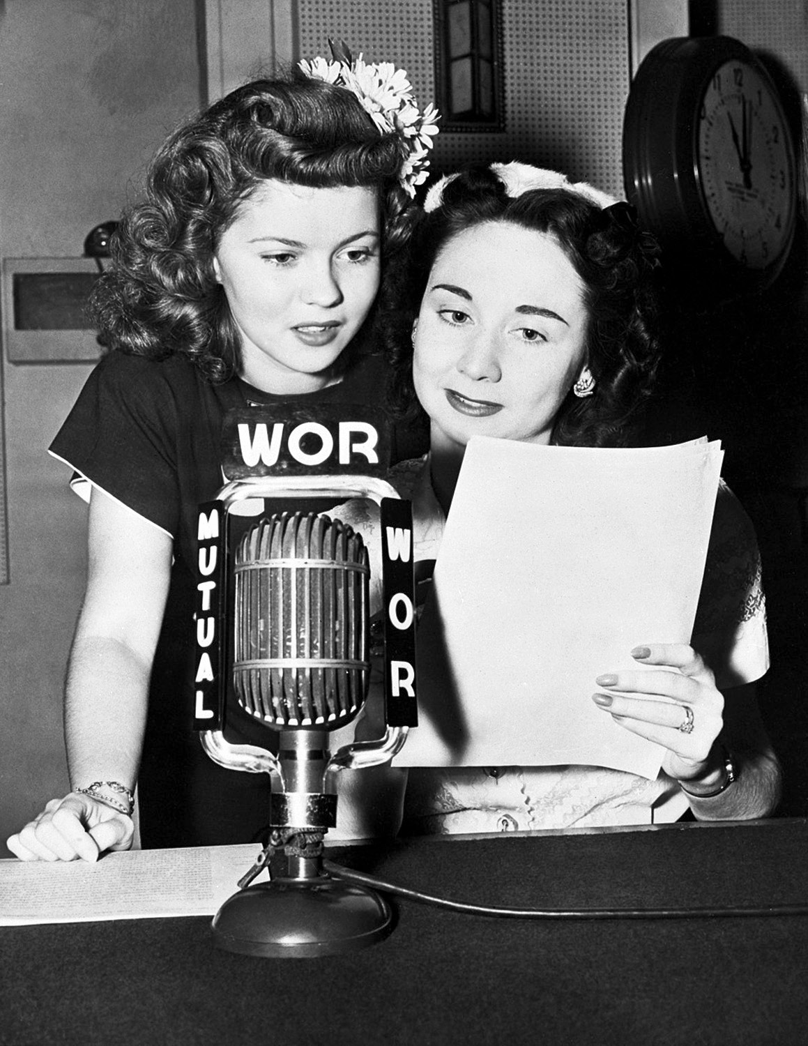 Dorothy Kilgallen with With Shirley Temple