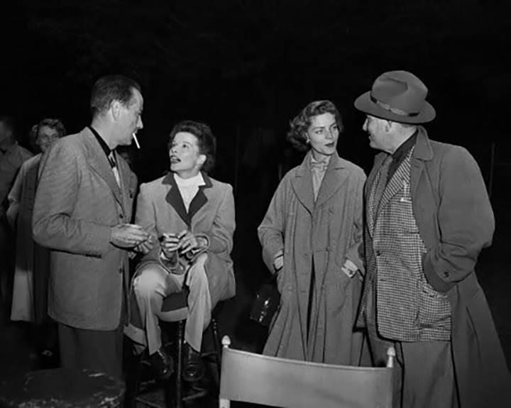 Humphrey Bogart's dear friend Spencer Tracy