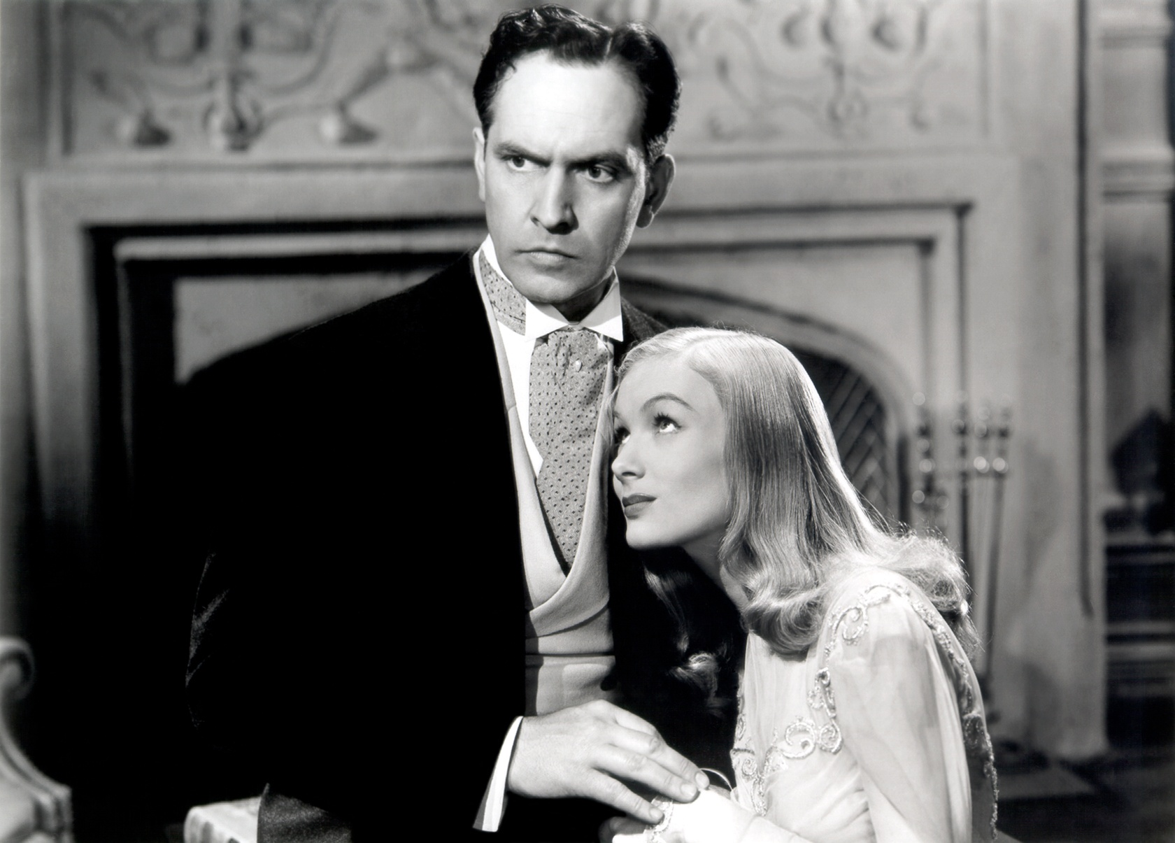 Veronica Lake in I Married a Witch With Fredric March