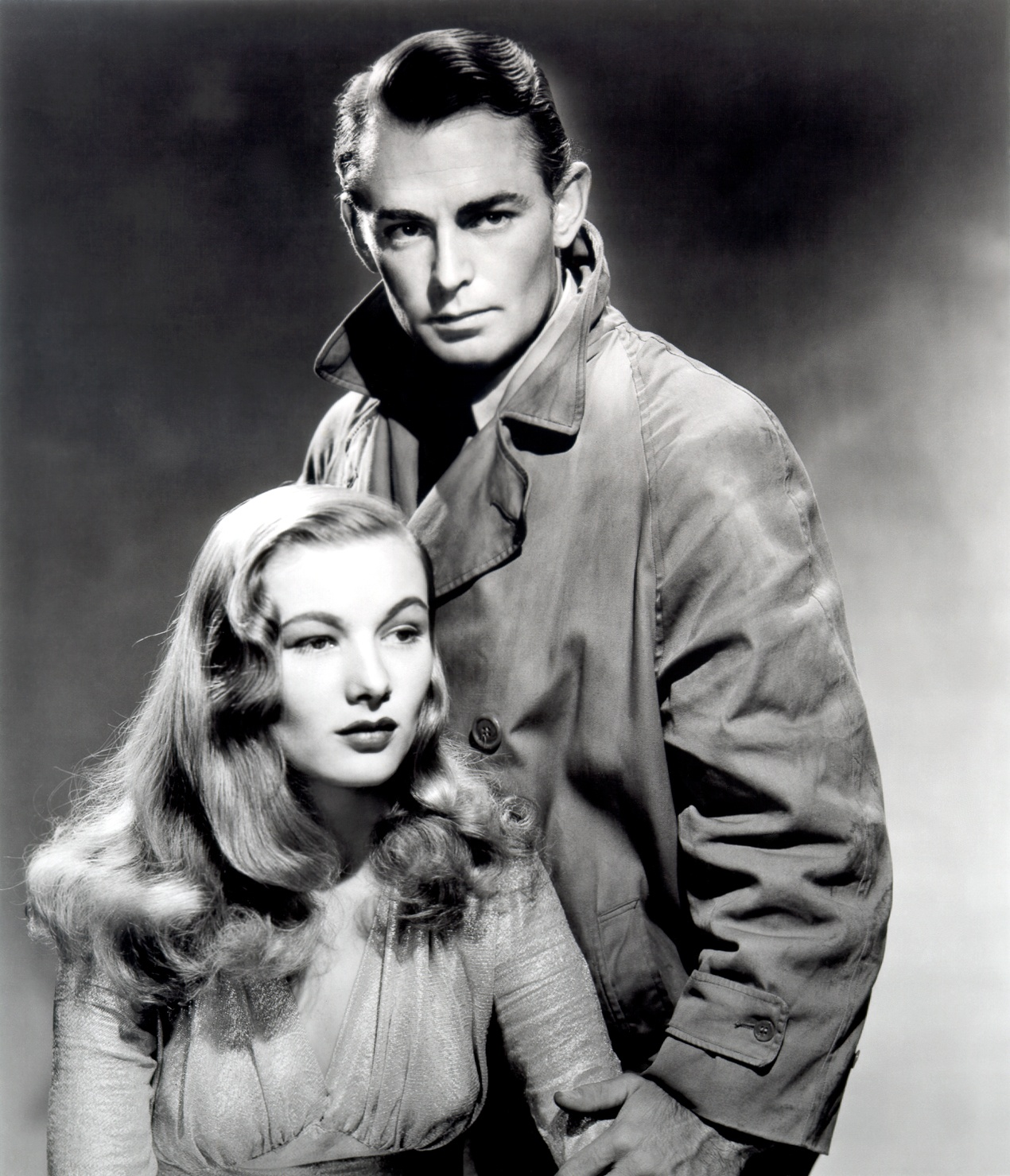 Veronica Lake in This Gun for Hire With Alan Ladd