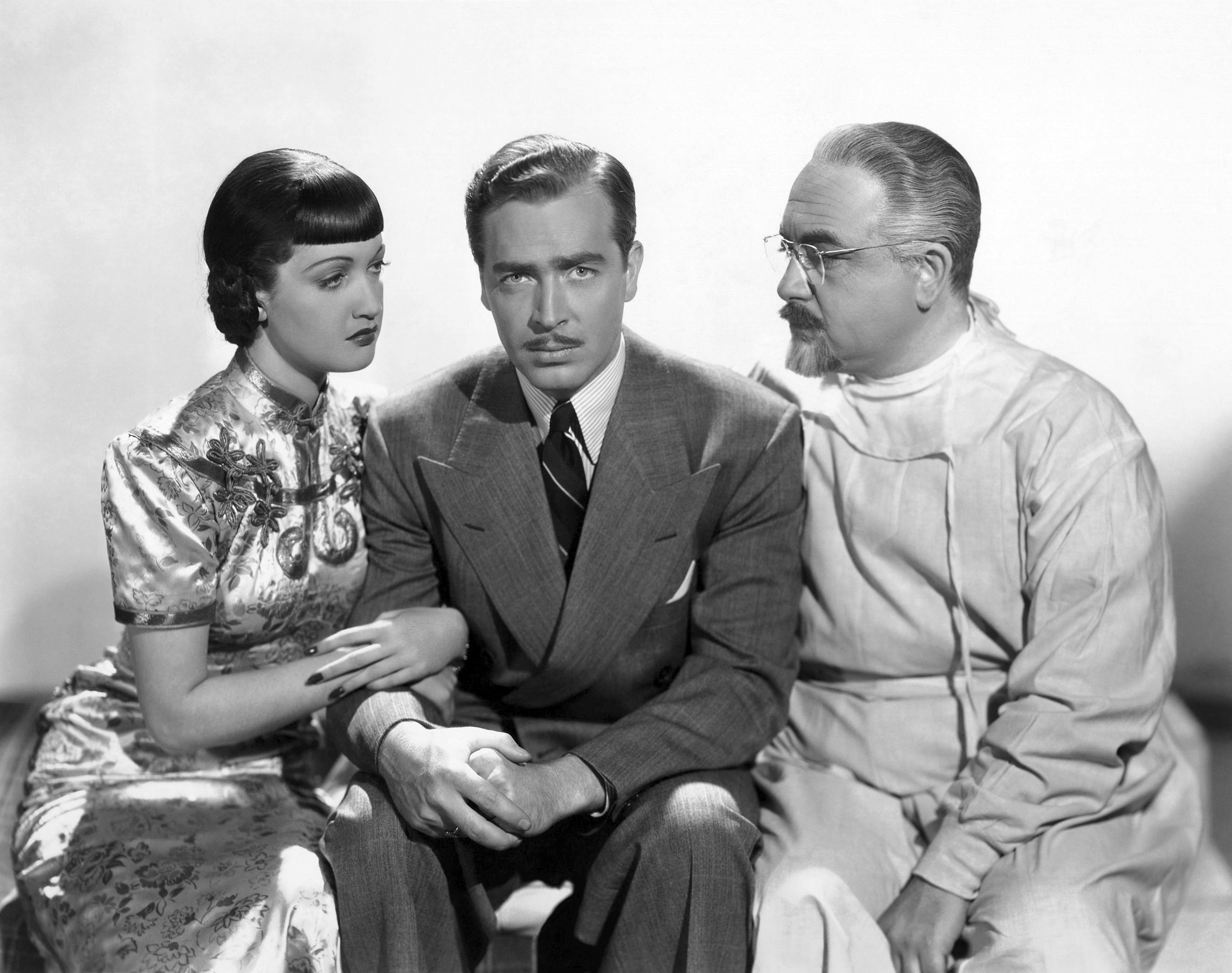 Dorothy Lamour with (L to R) Dorothy Lamour, John Howard, Akim Tamiroff
