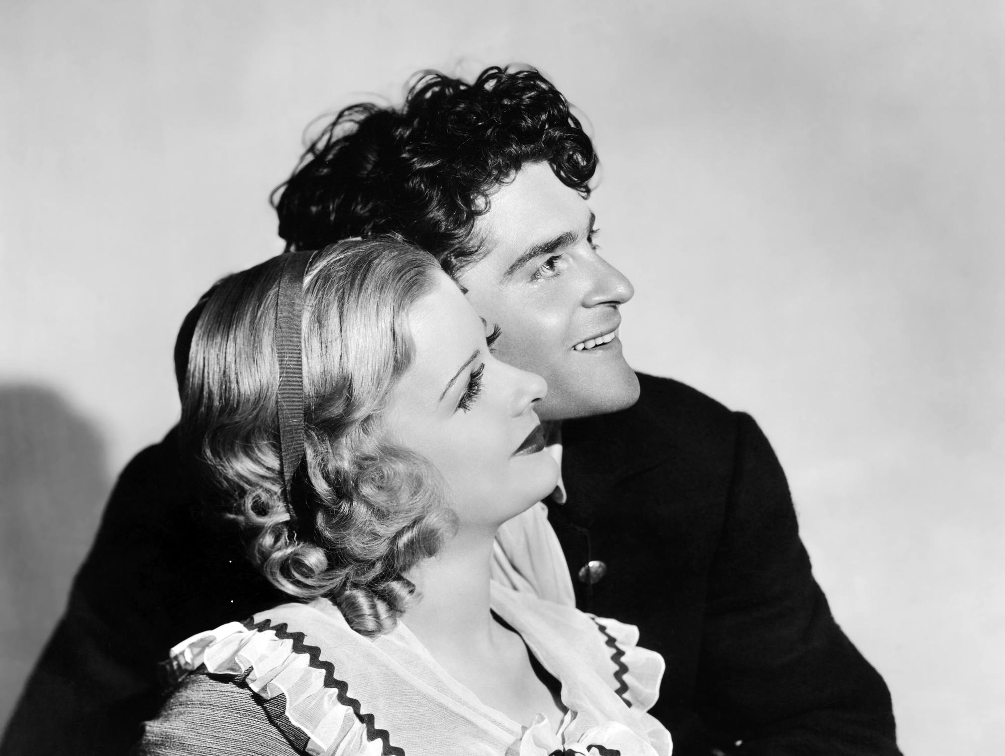 Francis Lederer With Joan Bennett