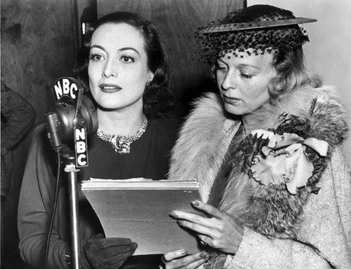 Joan Crawford, Margaret Sullavan