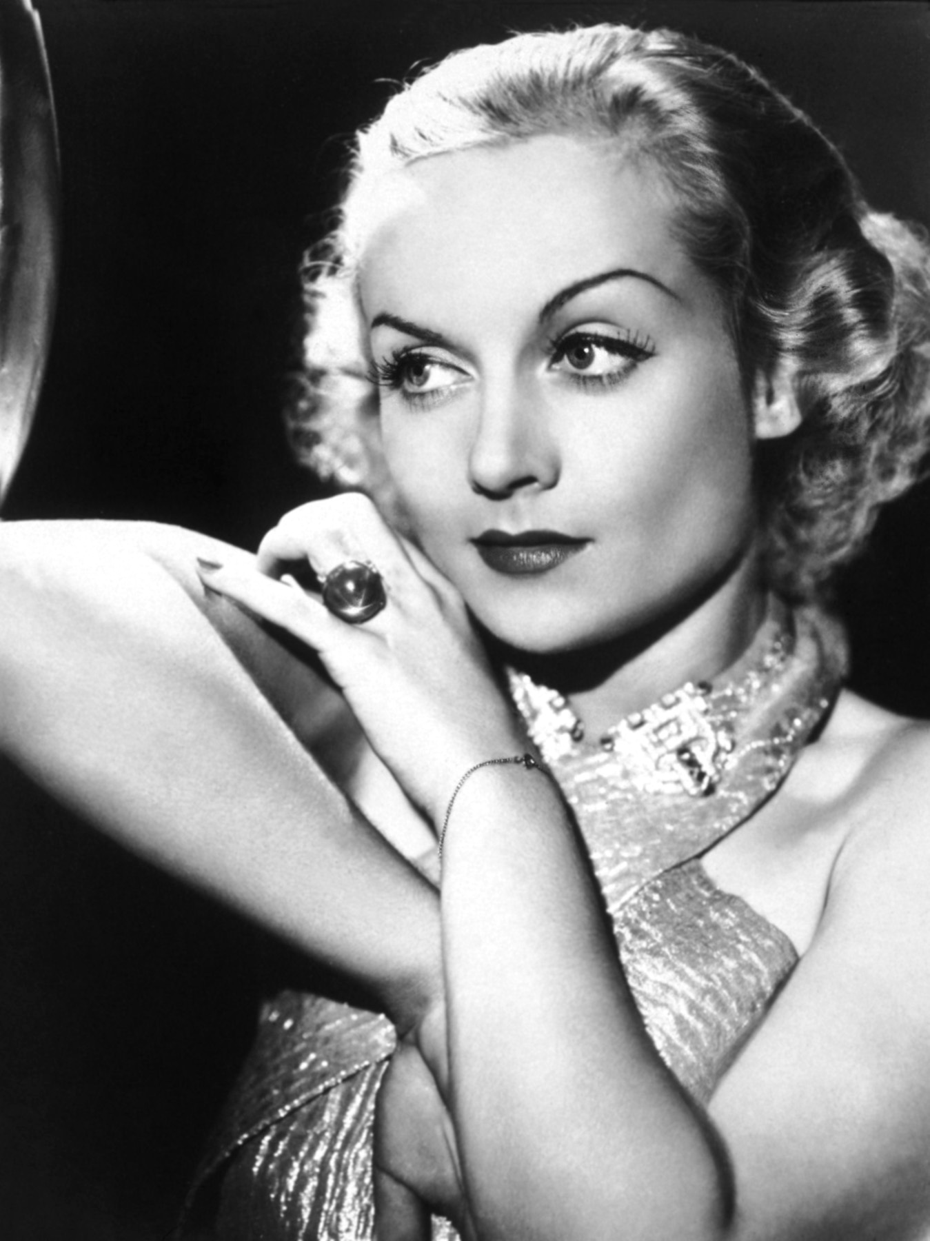 carole lombard biography book