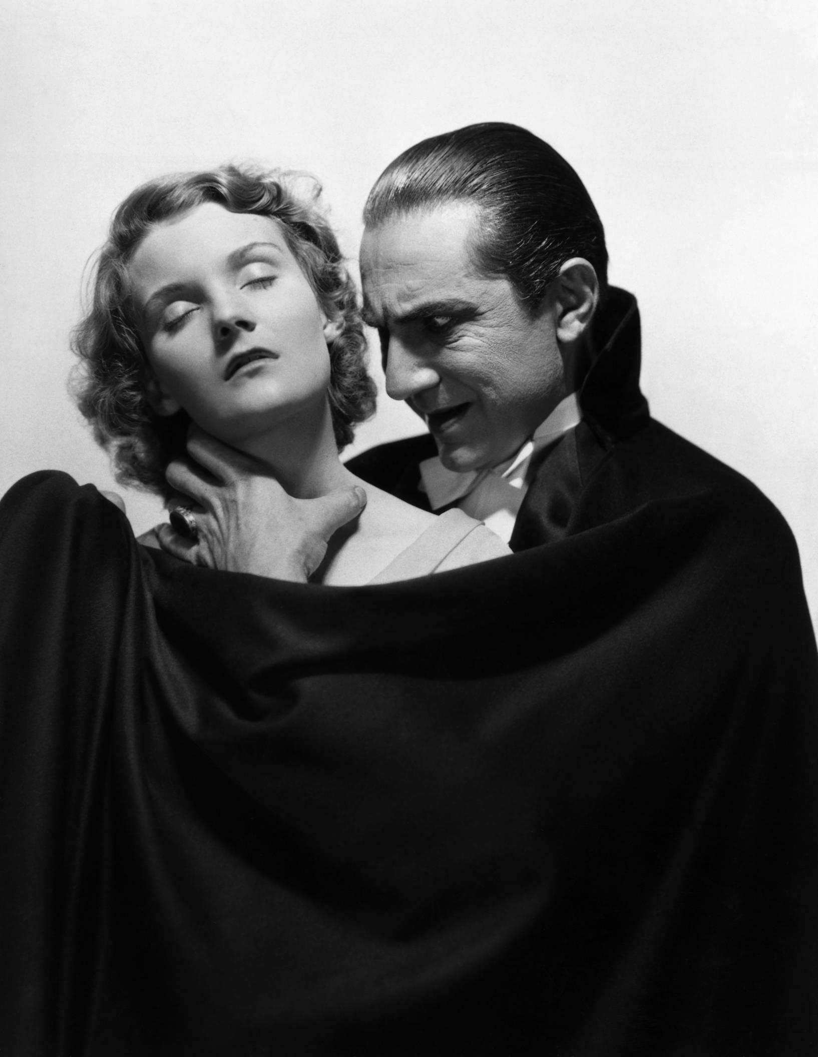Bela Lugosi With Helen Chandler