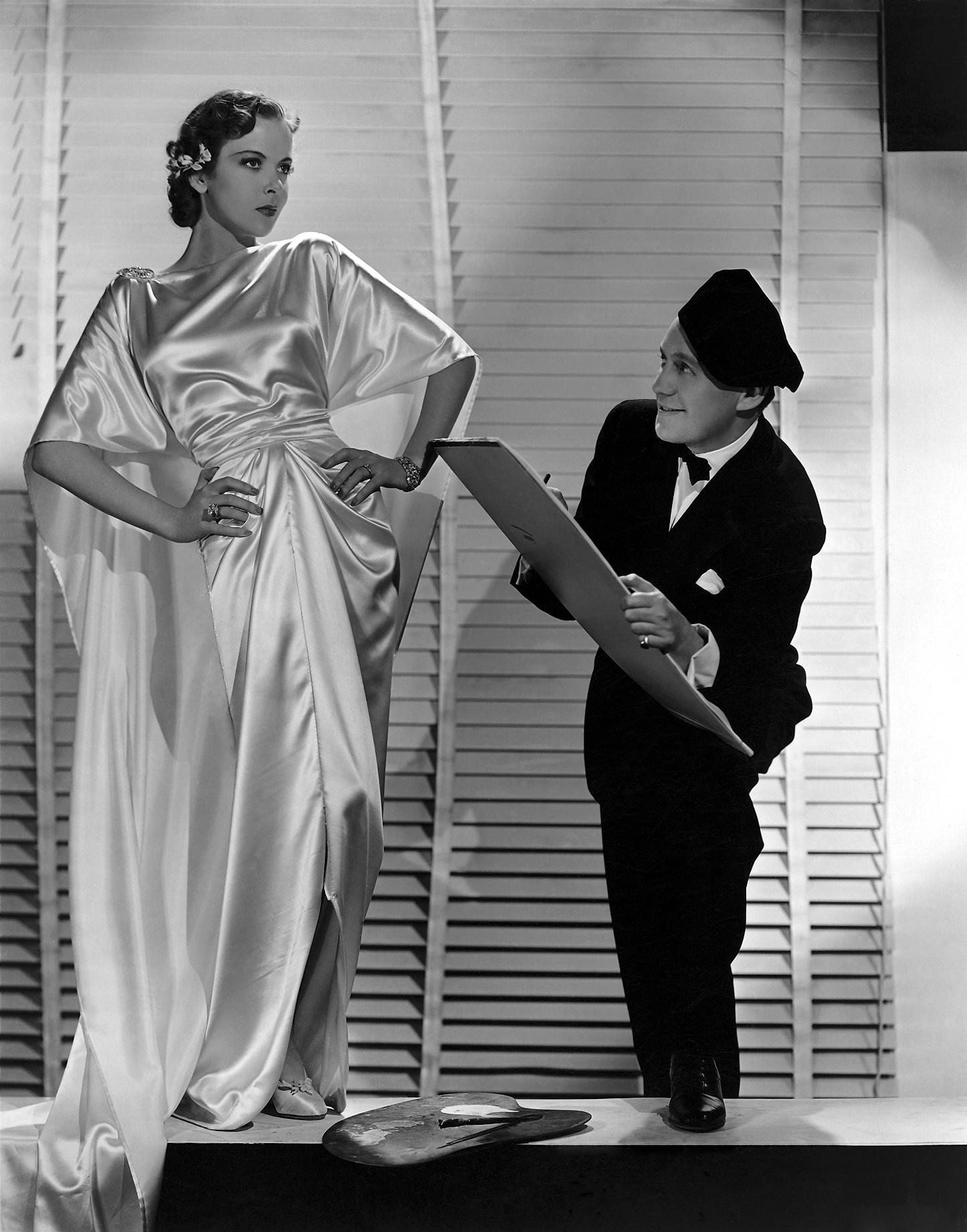 Ida Lupino With Jack Benny
