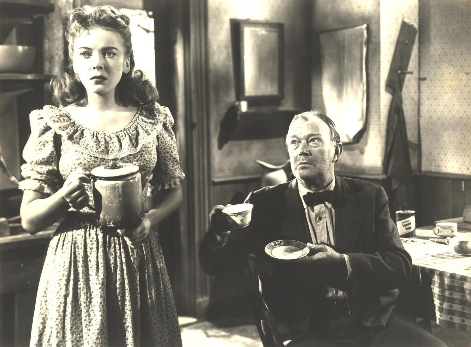 Ida Lupino With Willard Robertson