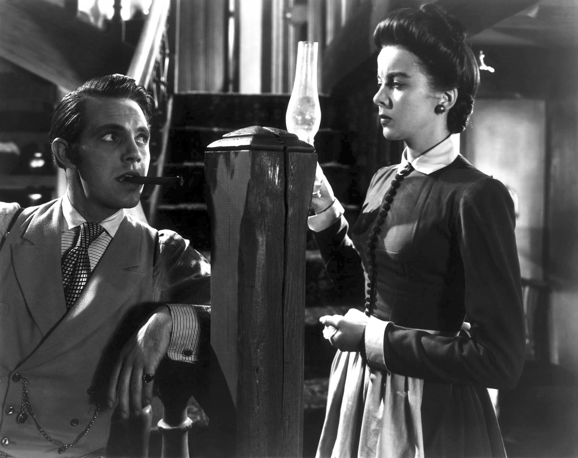 Ida Lupino With Louis Hayward