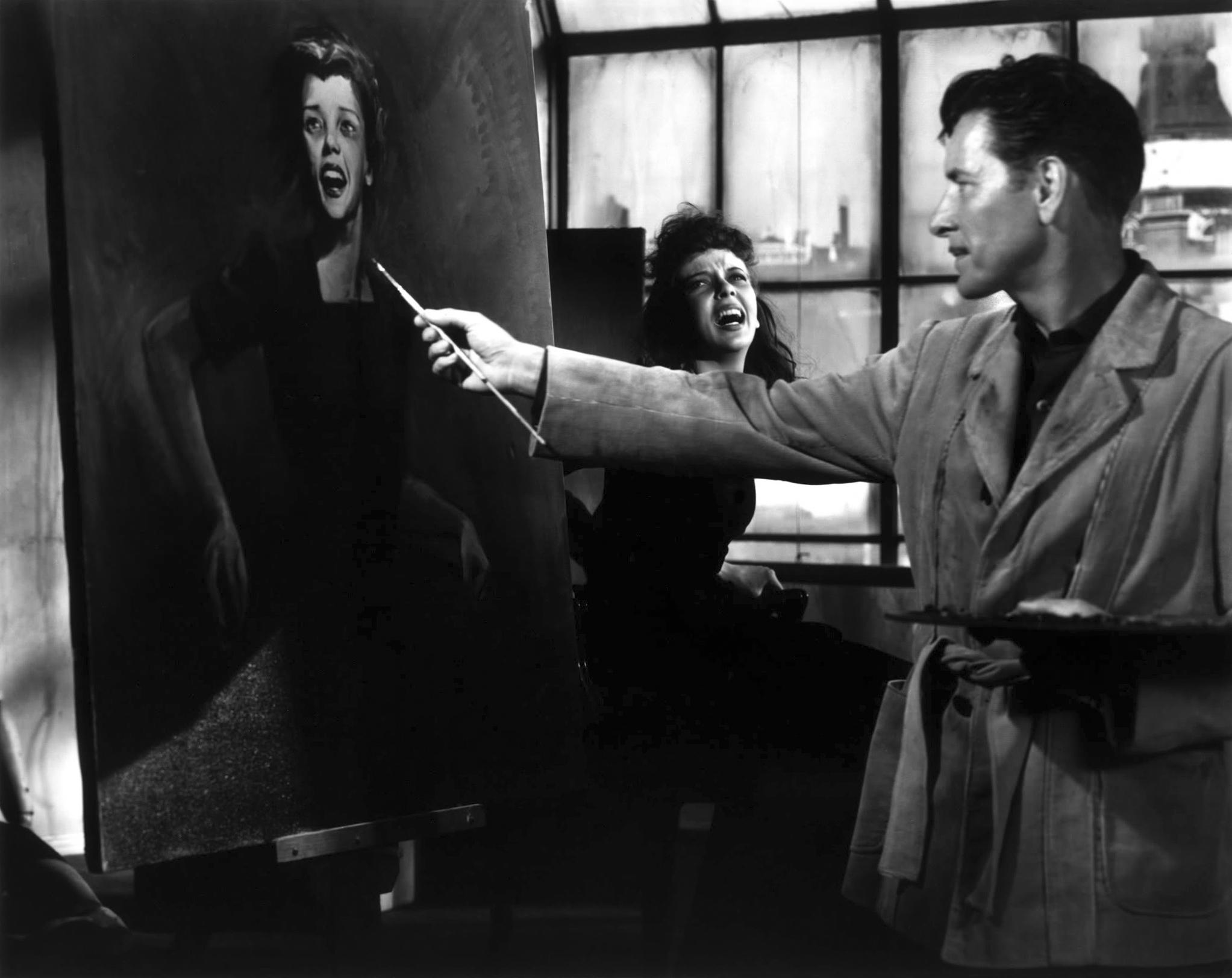 Ida Lupino With Ronald Colman