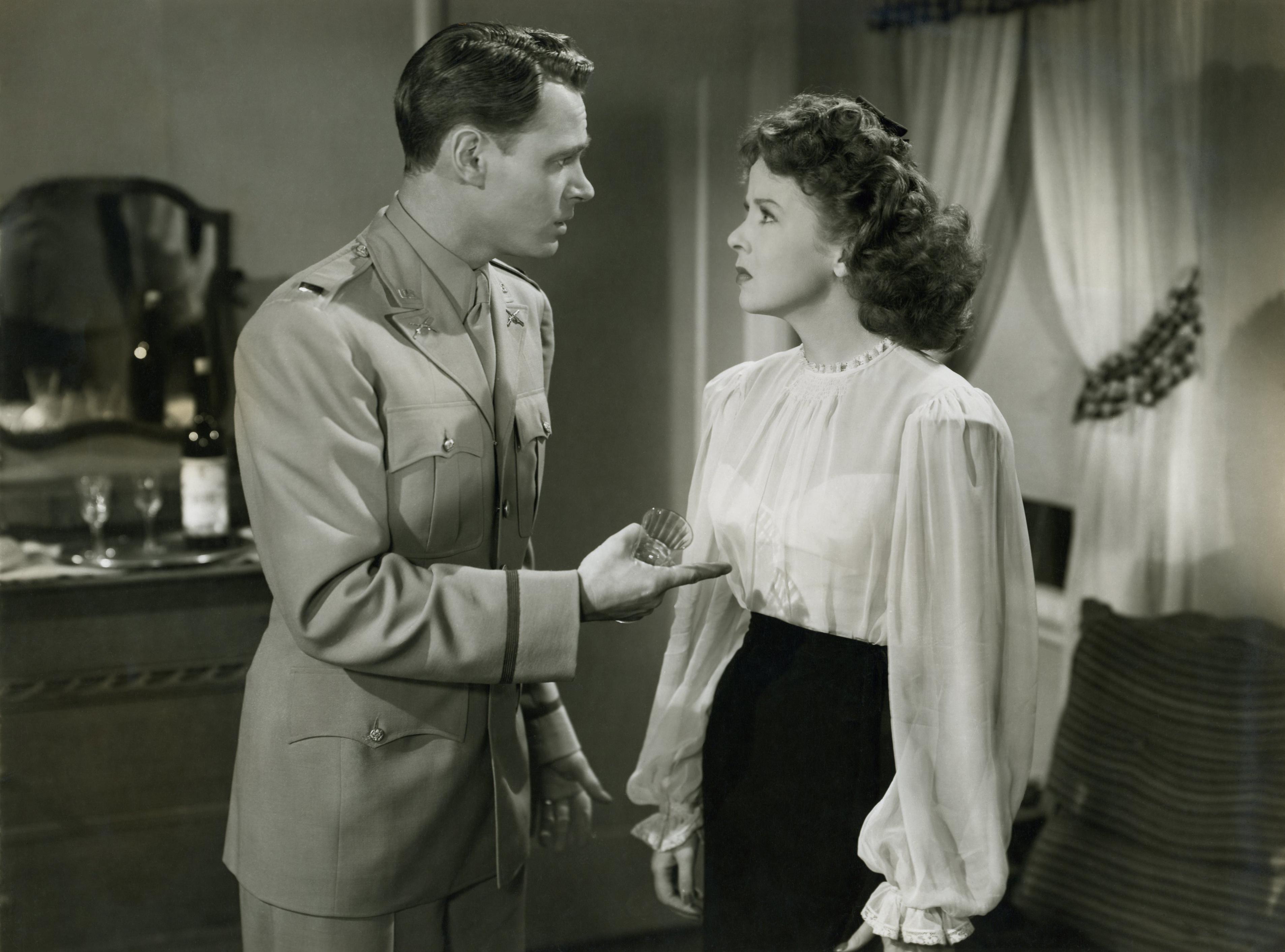 Ida Lupino With William Prince