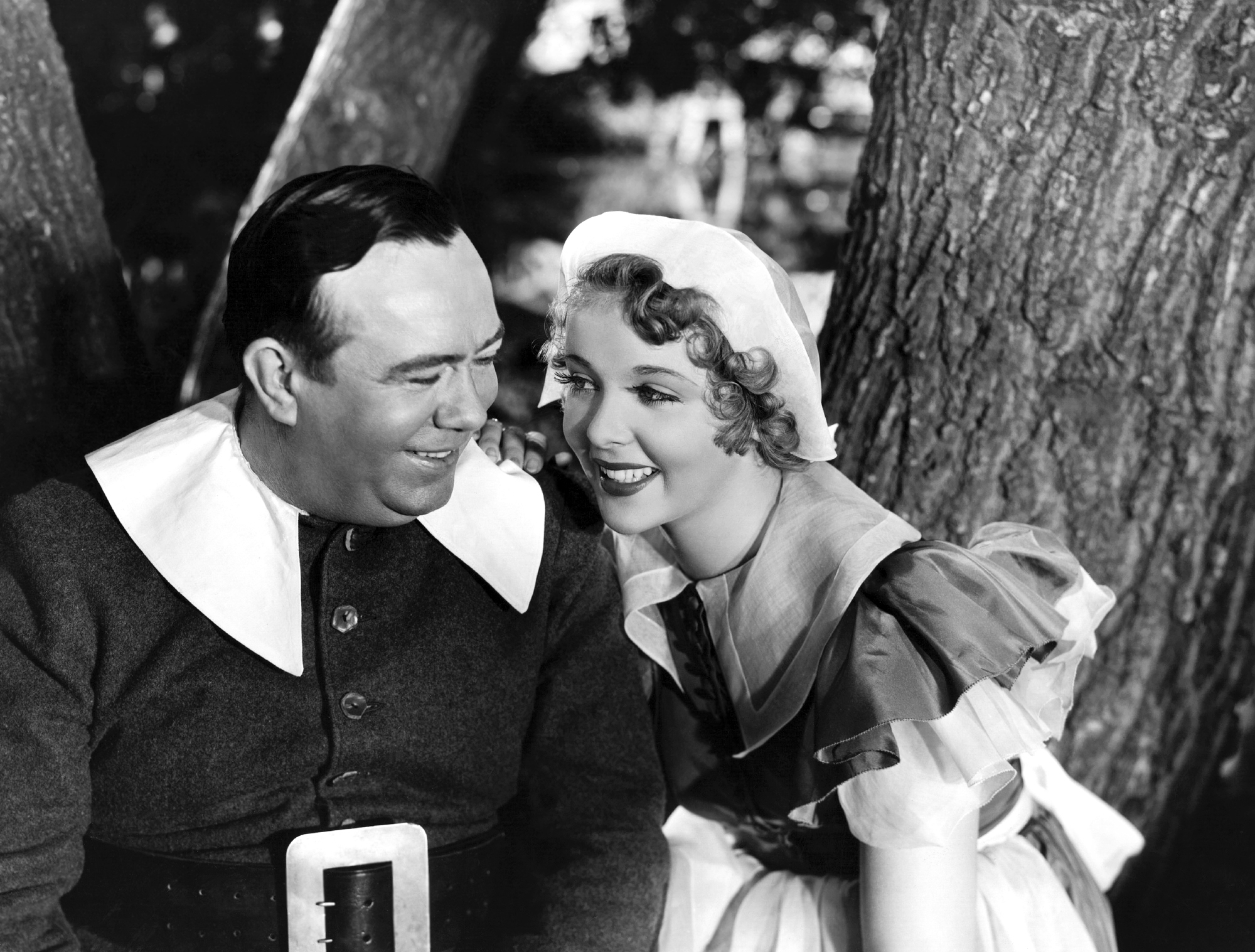 Ida Lupino With Ralph Remley