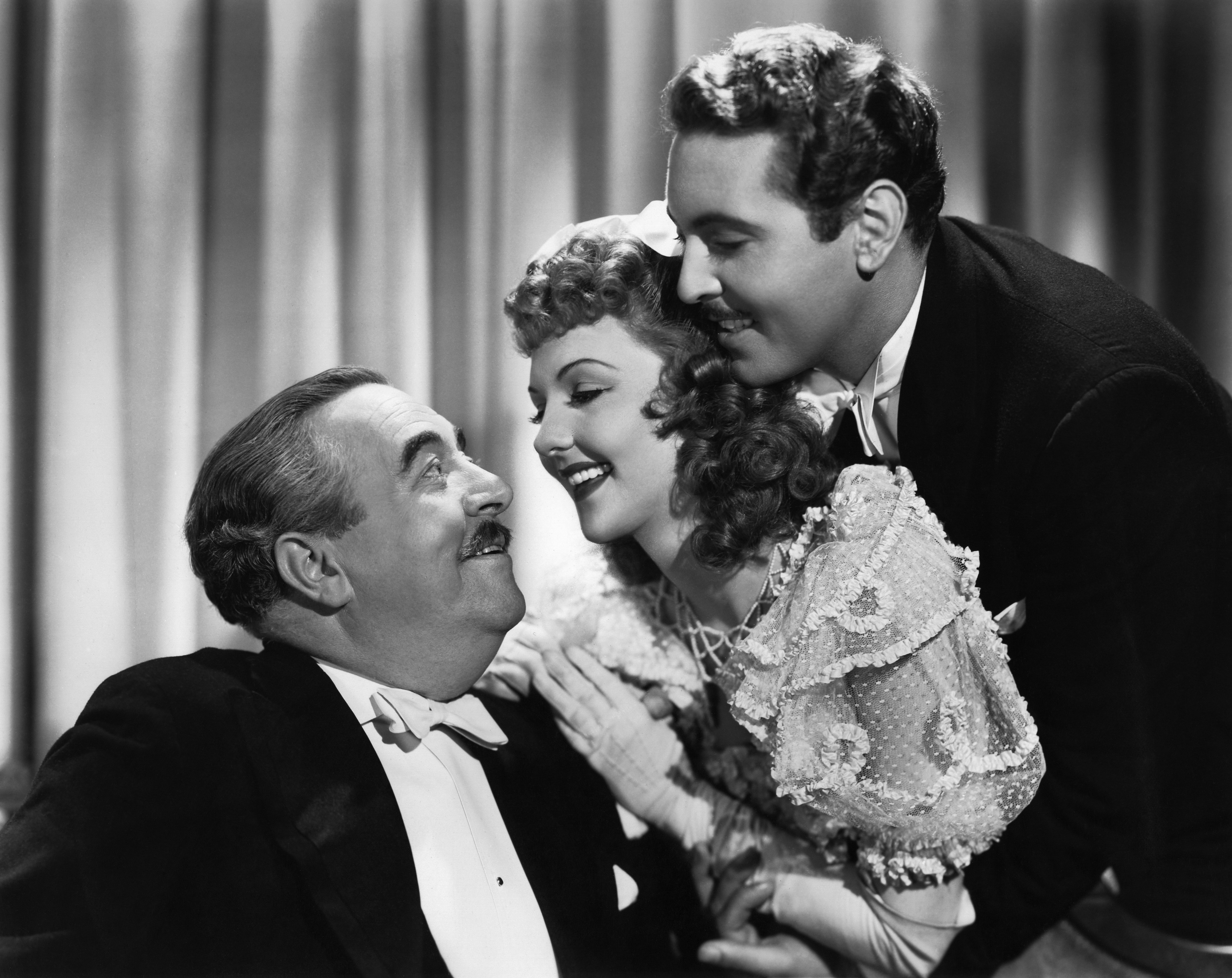 Mary Martin in The Great Victor Herbert (L to R) Walter Connolly, Mary Martin, Allan Jones