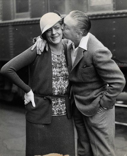 Ethel Barrymore and her brother John